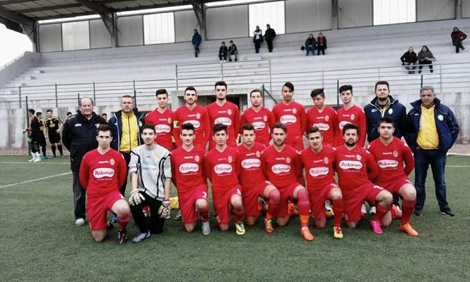 Arborea Calcio Juniores - 2015-2016