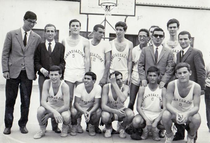 Congregazione Basket - Cagliari 1966