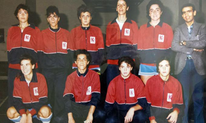 Cus Cagliari Femminile - 1985-1986