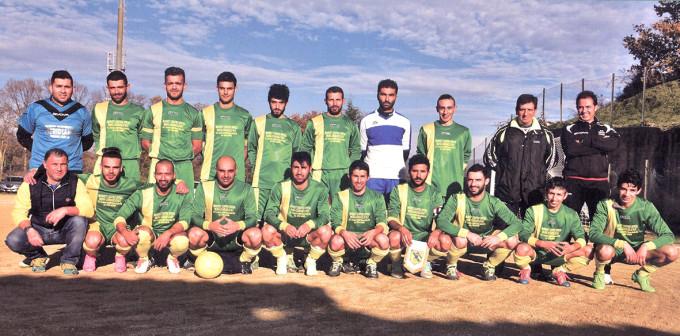 Meana Sardo Calcio 2015-2016