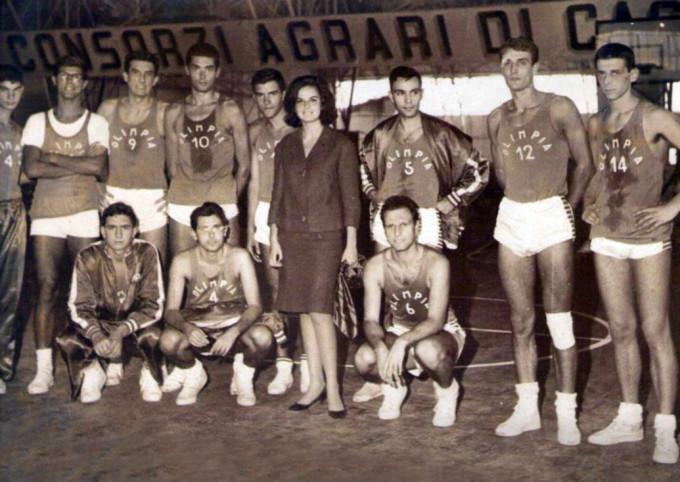 Olimpia Basket Cagliari 1963