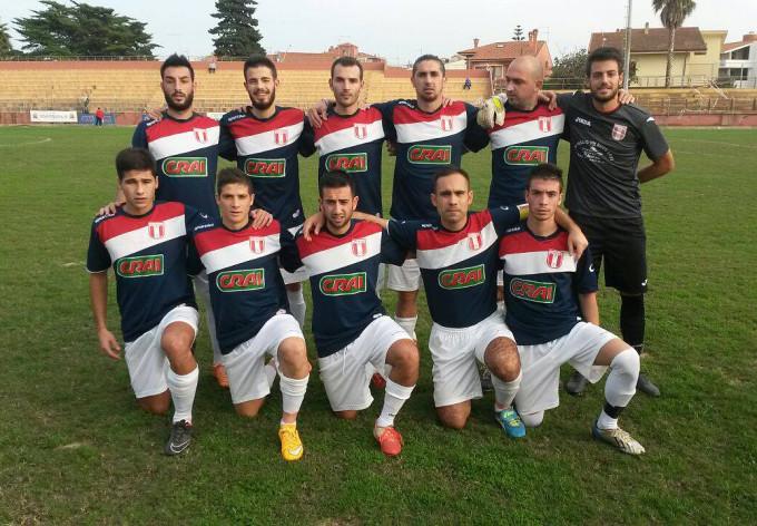 Oristanese Calcio 2014-2015