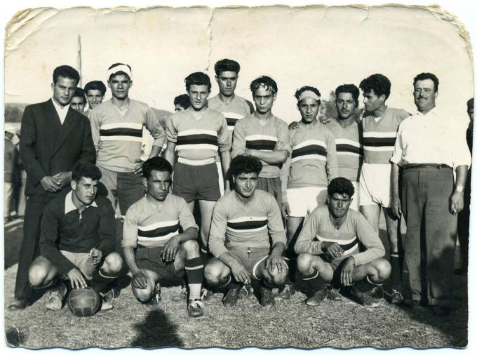 Perdaxius Calcio - anni cinquanta