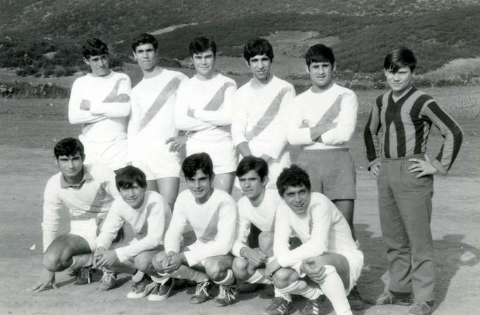 Perdaxius Calcio - anni sessanta