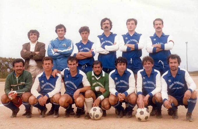 Polisportiva Luogosanto - 1984-1985
