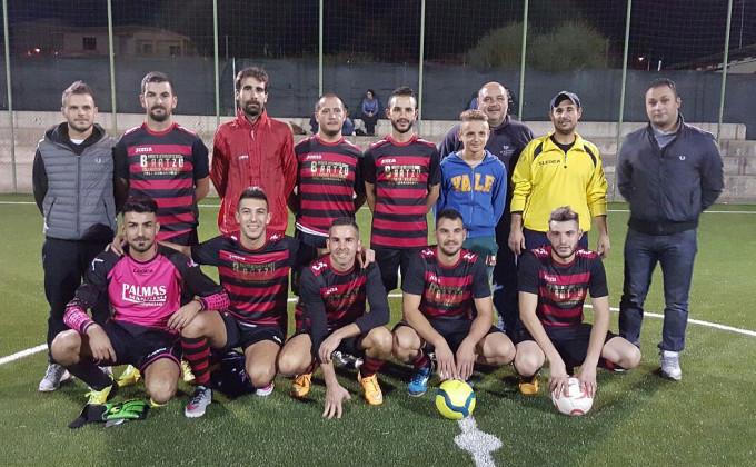 San Gemiliano - Villanova 2015-2016