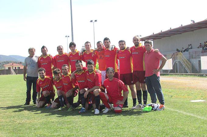 Santadi Calcio - 2015-2016