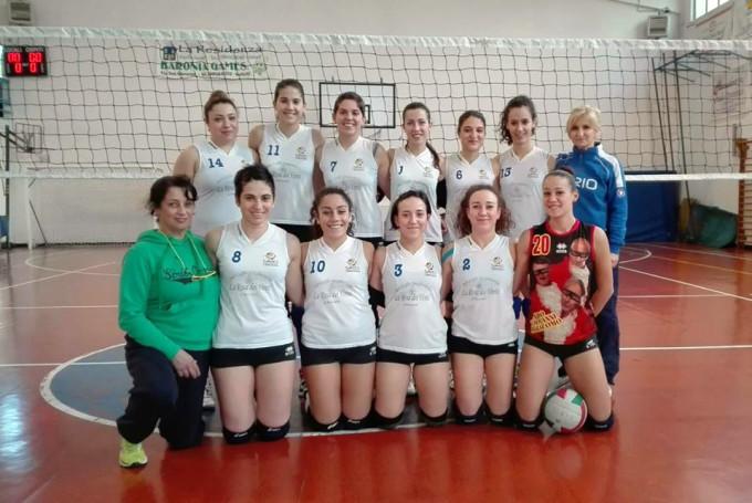 Sirio-Orosei Volley - 2015-2016