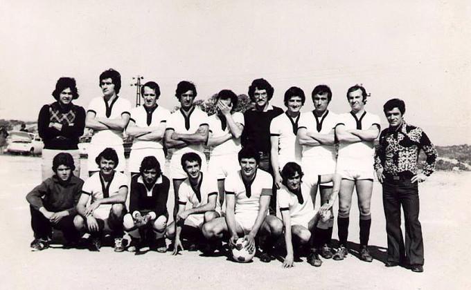 US Luogosanto - 1973-1974 DUE