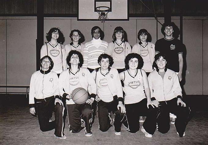 Virtus Cagliari anni settanta