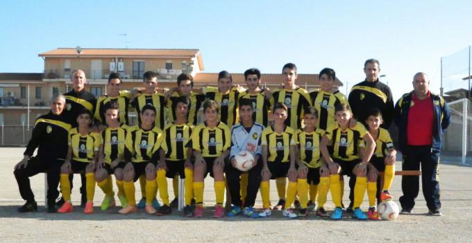 Atletico Cabras Giovanissimi 2015-2016