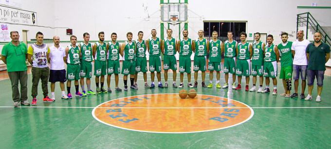 Ferrini Basket 2014-2015
