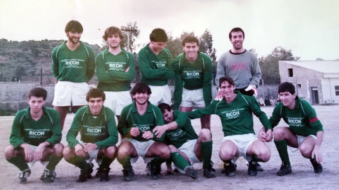 Gonnosfanadiga Calcio · 1983-1984