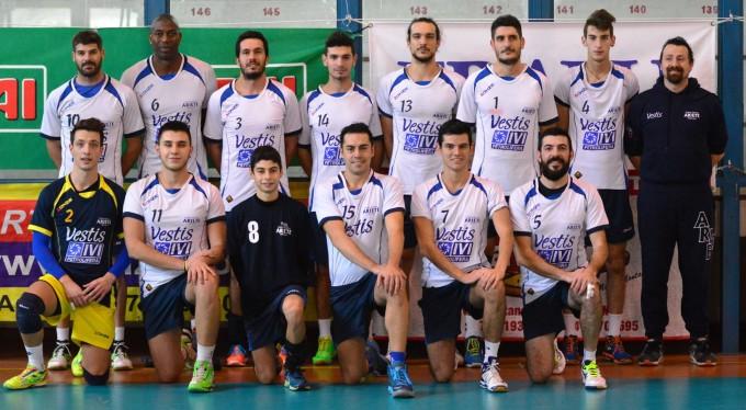 Pallavolo Ariete Oristano 2015-2016