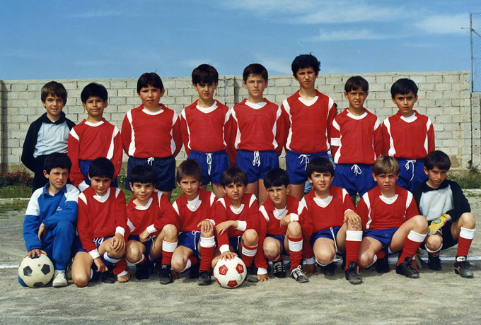 Perdaxius Calcio Giovanissimi - 1990
