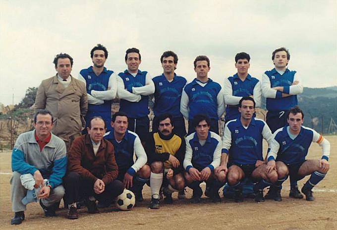 Polisportiva Luogosanto - 1986-1987