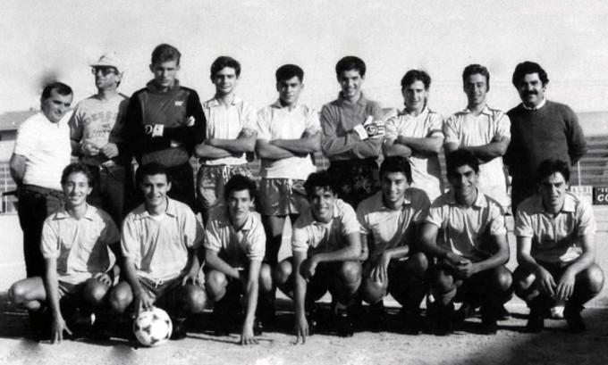 San Marco Juniores Cabras 1987-1988