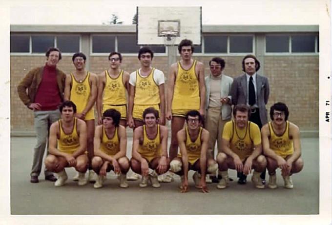 Sporting Karalis - Cagliari 1971