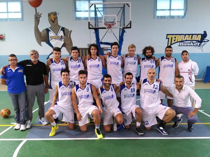 Terralba Basket 2014-2015