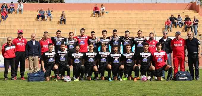 Tharros Calcio - Oristano 2015-2016