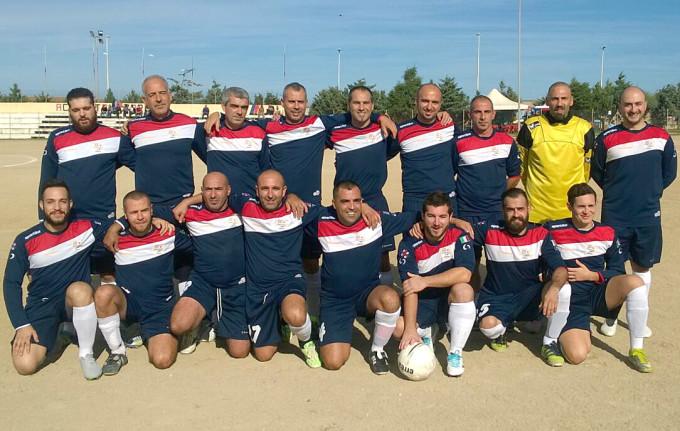 Athletico Porto Torres 2015-2016