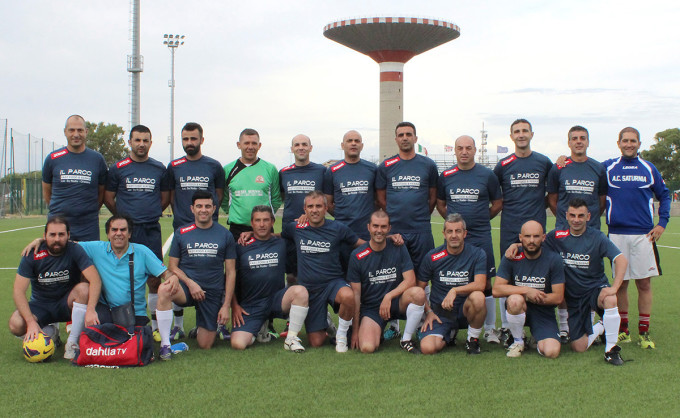 Calcio Saturnia 2015-2016