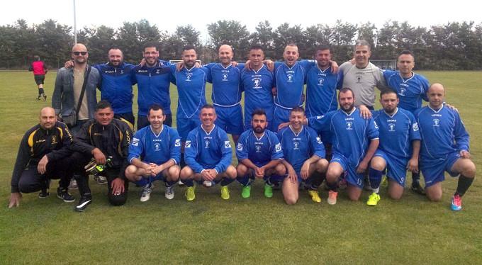 Dinamo Sardara - 2015-2016