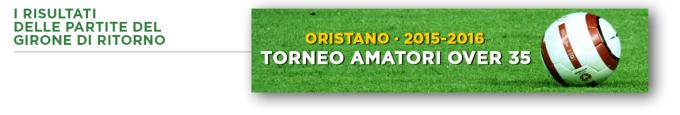 Girone di ritorno 2015-2016