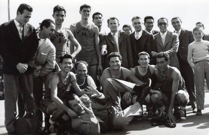 Gruppo Sportivo Olimpia - Cagliari anni sessanta DUE
