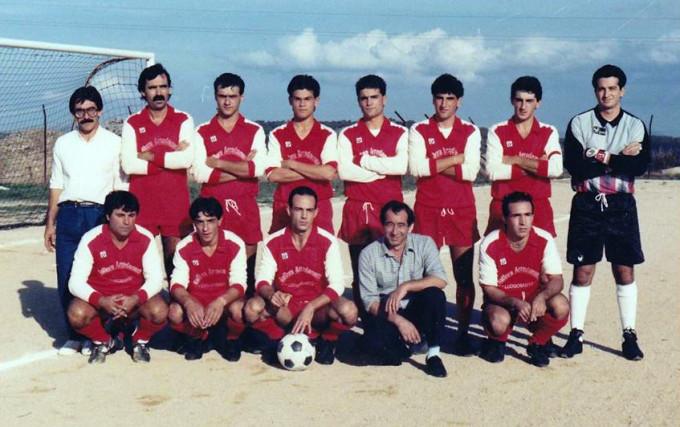 Polisportiva Luogosanto - 1987-1988 DUE