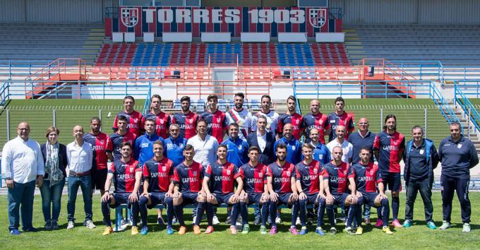 Sef Torres Calcio Sassari 2015-2016