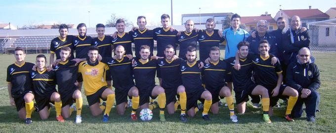 Atletico Cabras · 2014-2015