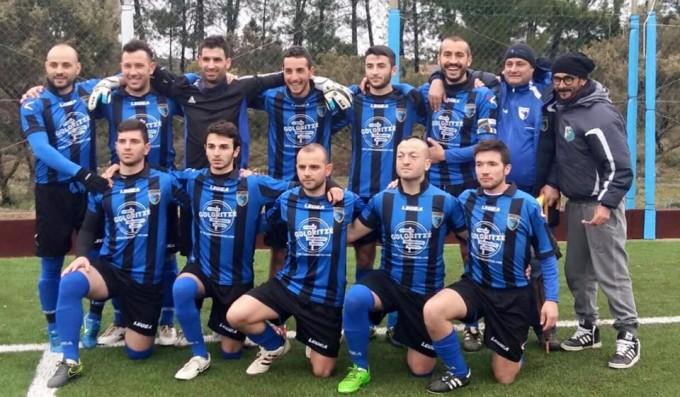 Baunese Calcio 2015-2016