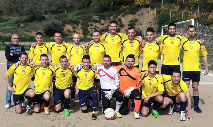 Bottidda Calcio - 2015-2016