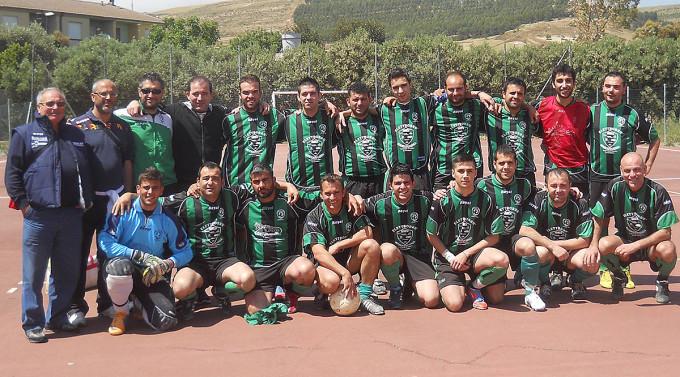 Linas 97 Gonnosfanadiga UISP 2013-2014