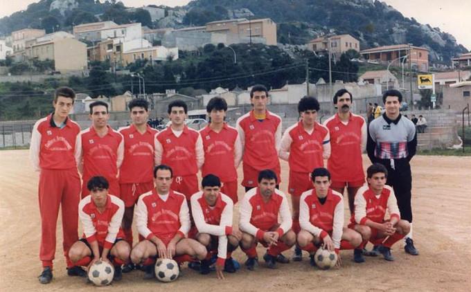 Polisportiva Luogosanto - 1987-1988