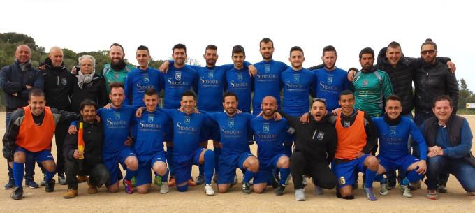 Polisportiva Luogosanto - 2015-2016
