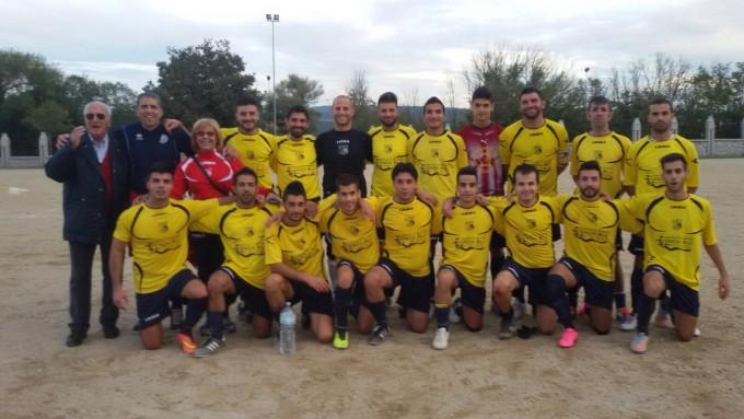 San Giorgio Perfugas · 2015-2016