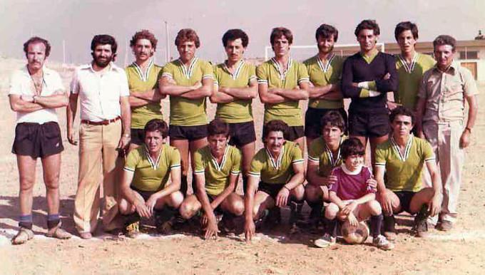 San Teodoro Calcio - anni sessanta