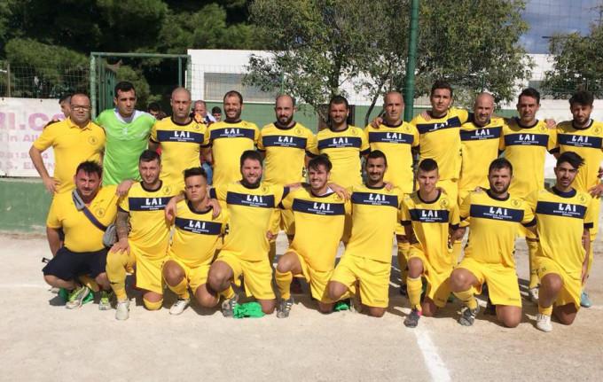 Sinnai Calcio 2015-2016