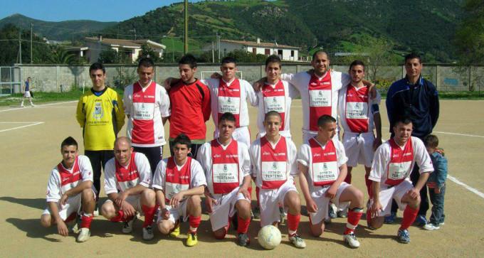 Tertenia Calcio 2010-2011