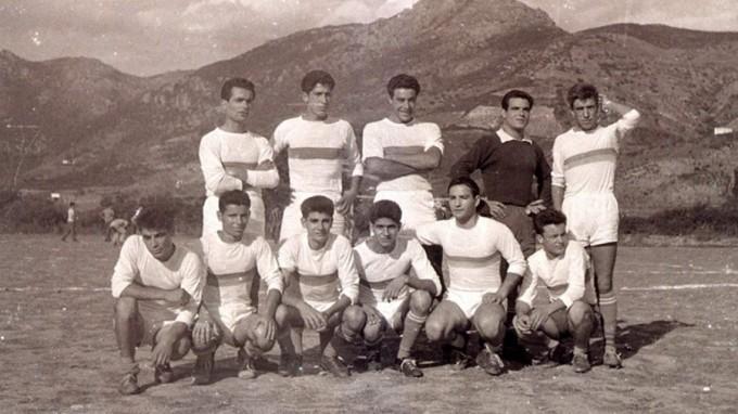 Tertenia Calcio - fine anni cinquanta