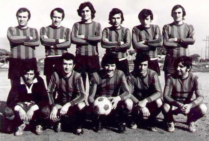 US Luogosanto - 1973-1974 QUATTRO