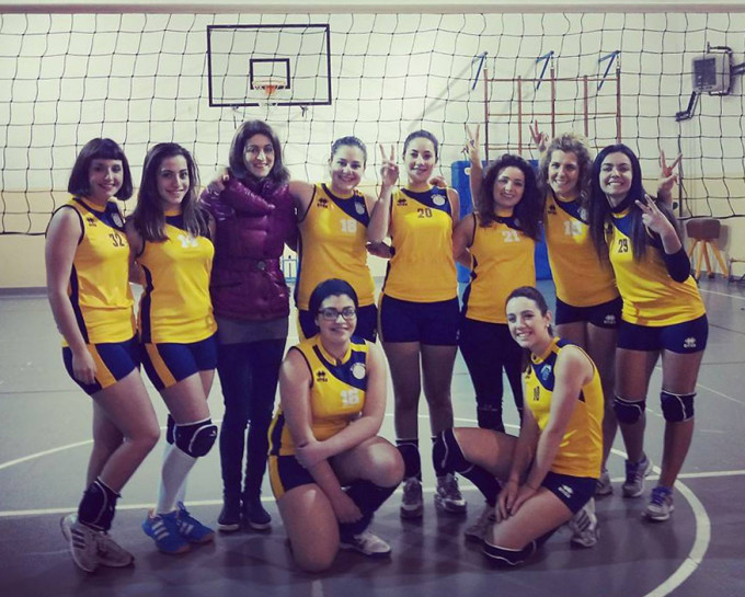 A.S Bitti Volley 2014-2015
