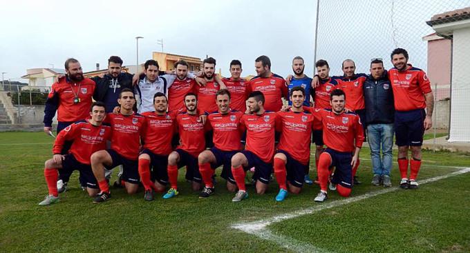 ASD Santa Teresa Calcio - 2015-2016