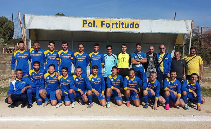Fortitudo Guspini 2015-2016