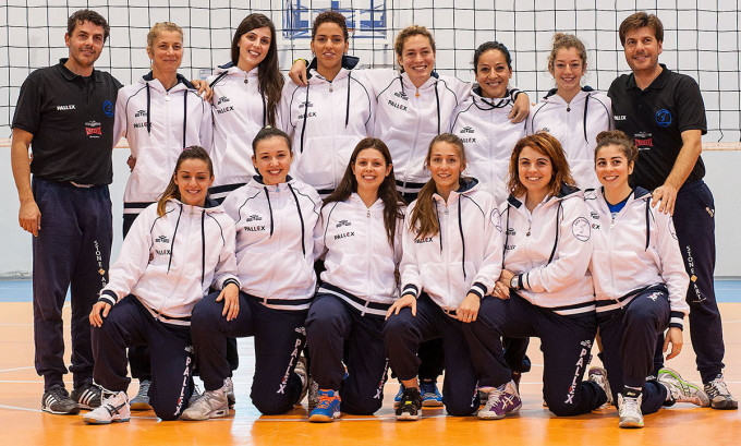 GSD Volley Ghilarza 2014-2015
