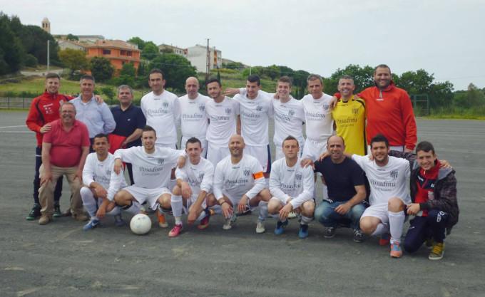 Monte Alma Calcio 1966 - Nulvi 2013-2014