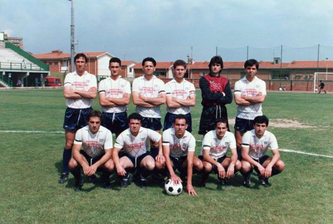 Monteponi Iglesias 1987-1988