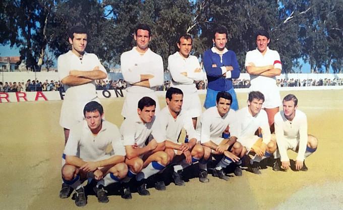 Olbia Calcio anni settanta DUE
